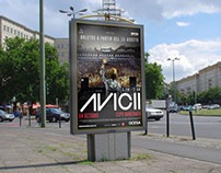 Proposal Avicii Poster Mexico