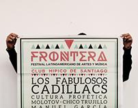 Frontera Festival Identity