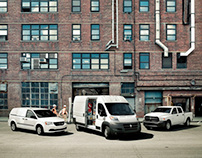 2014 Ram commercials, in NYC