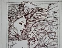 LINE ART SERIGRAPHS
