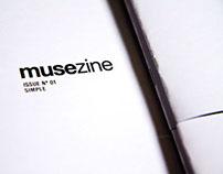 musezine Issue 01 — Simple