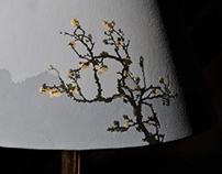 JAP.01,1 RDW /floor lamp /