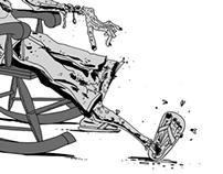THE WALKING DEAD - FAN ART