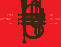 Louis Armstrong / Music Poster