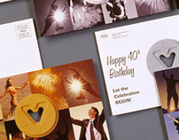 Valium Birthday Campaign