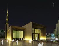 SKMC Mosque , SEHA , AbuDhabi