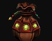 Sorcerer's Ring game assets