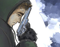 Graphic Novel; Chapter 0.2 Michael (MDDH)