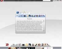 iGlade Web Page Drafts