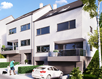 4 Houses in Lorentzweiler