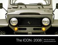 Brochure Design by CMS Advertising Group-Arlington, Va.