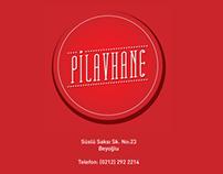 Pilavhane / Poster