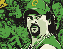 Eastbound & Down: Paley Fest 2011 Poster