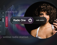 Radio One - Radio Station HTML5 Template 300111662