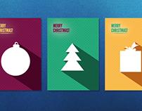 *Christmas card*