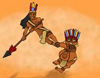 The Mayan Twins