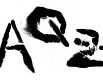 """""""Handschrift"""" Typeface"""