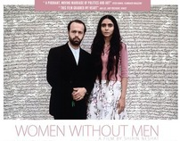 """Women Without Men"" movie poster design"