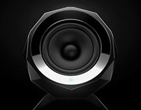 Diamond Bluetooth Speaker