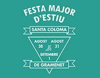 Santa Coloma de Gramenet | Festa Major 2013