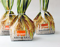 Rice package design