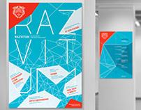 Posters for Razvitum