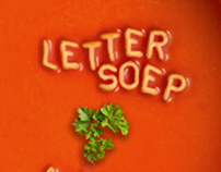 UNICEF BE - Lettersoup 4 life