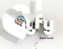 Syfy Interactive Brand Guide