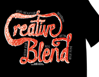 NMIT Creative Industries Promotional T Shirt