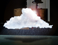 Cloud in Room