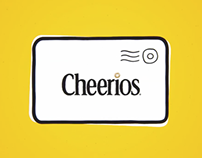Cheerios Healthy Heart Ad