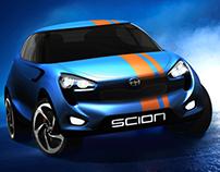 Scion CS
