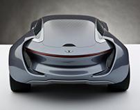 2030 Next Gen Hyundai Genesis Coupe