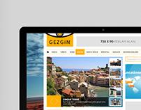 Gezgin Dergisi İnternet Sitesi