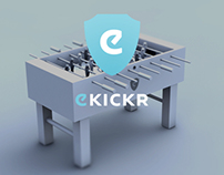 eKickr Mobile App