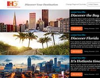 IHG - New offers and hotel search