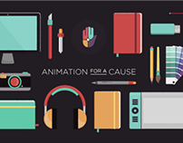 Animation for a Cause