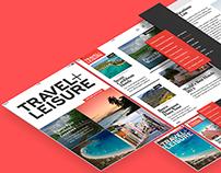 Travel+Leisure app