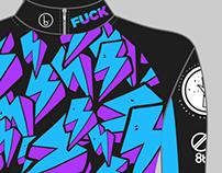 Cykeln Racing Team - Skinsuit design