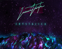 Lueur Verte - Crystalica EP [Cover]