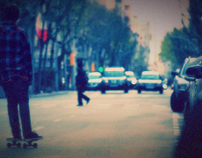 Barcelona Streets | DINA
