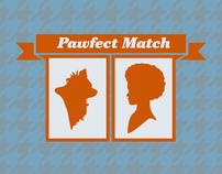 Pawfect Match Rebranding