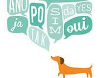 agreeable dachshund