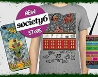 MY SOCIETY6 STORE