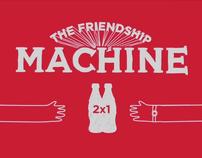 Coca Cola Friendship Machine
