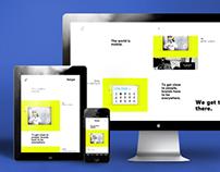 Swipe Website
