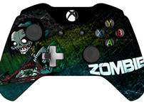 Xbox one Controller Contest: Zombie!