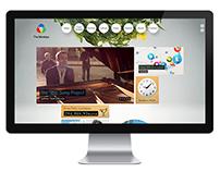 The Monkeys - Agency Website