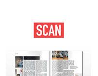 SCAN Magazine; Fall 2013
