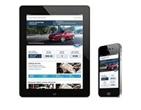 Ford + Lincoln Email Redesign
